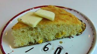 Betty's Sour Cream Cornbread