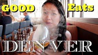 Denver Food Scene! Ten Restaurants, Ice Cream & Coffee Shops