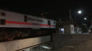 Madurai Bound Pandian Express Back on track after 5 months of lockdown : Indian Railways