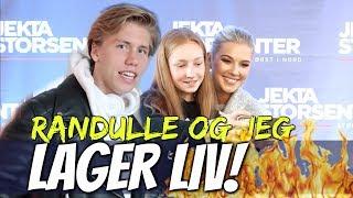 FYY FADER SÅ GØY DET VAR Å MØTE DERE I TROMSØ! Randulle og jeg hadd...