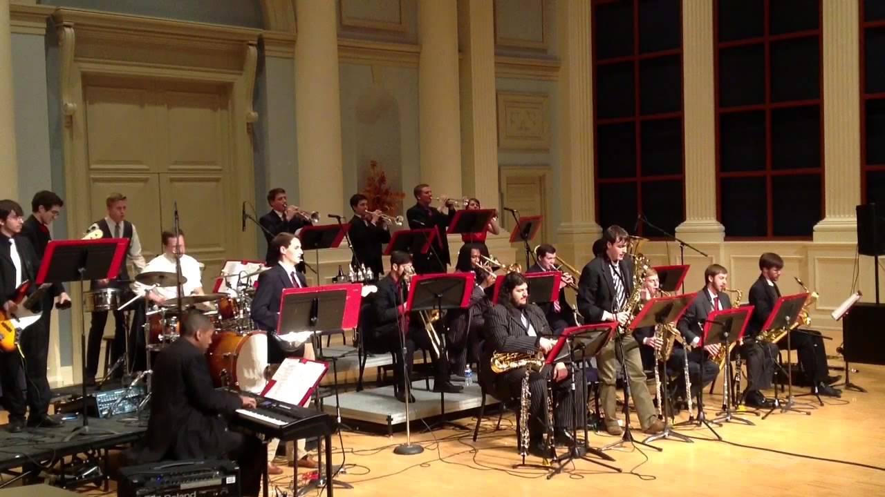Samford University Jazz Band Black Orpheus