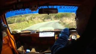 Kilgarvan men Rallying a Hillman Avenger.wmv