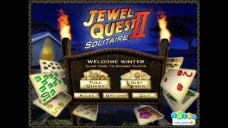 Jewel Quest Solitaire 2 - that was short