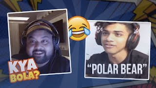 He Called me a Polar Bear And This Happened... | Roasting @SOUL Regaltos  2.0 | 8bit Goldy
