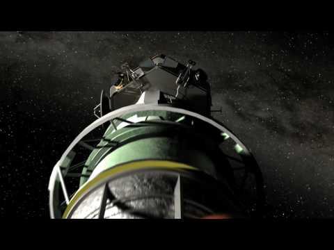 Kepler Launch Animation