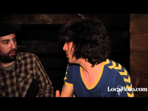 Backstage Interview with The Go! Team at Brooklyn Bowl