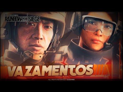 Rainbow Six Siege: VAZOU Nome & HABILIDADE dos 3 Novos OPERADORES - Novidades DLC Blood Orchid !!