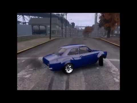 GTA IV-ENB For Low End PC(more FPS) - hmong video