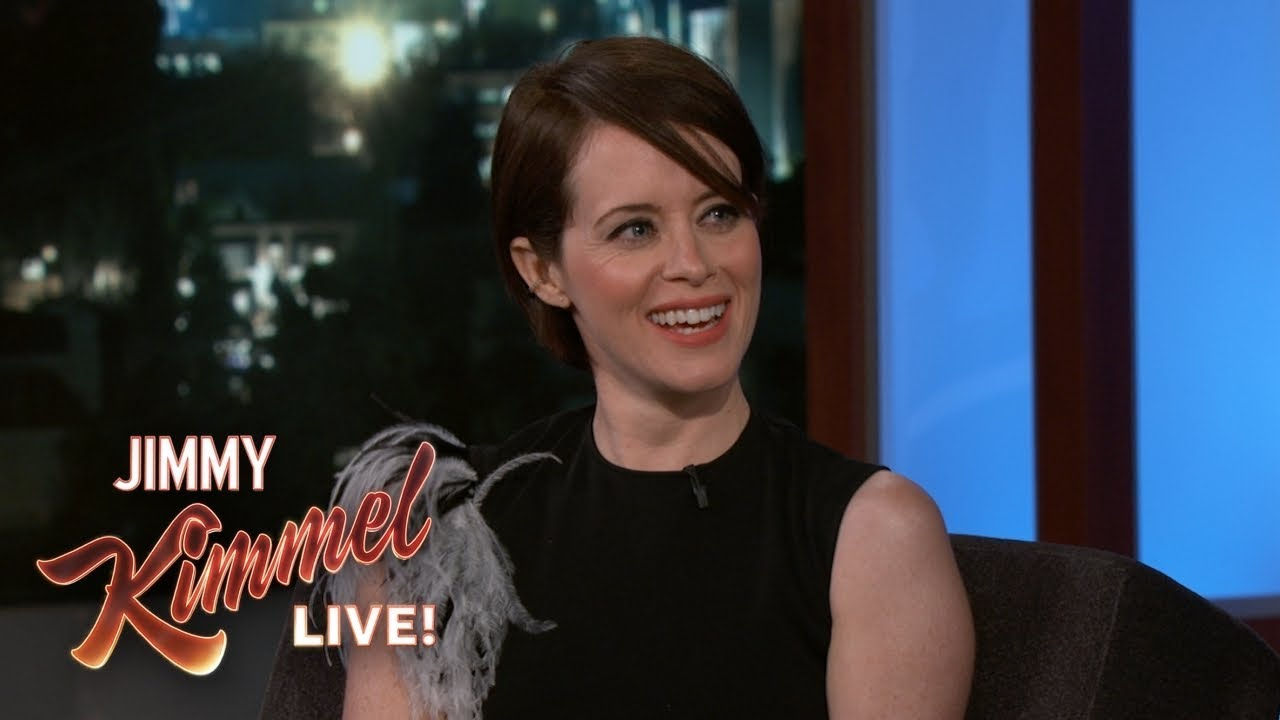 Claire Foy on Moon Landing Conspiracy Theories
