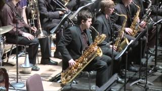 "IU Jazz Ensemble: ""Jack The Bear"" (Duke Ellington)"