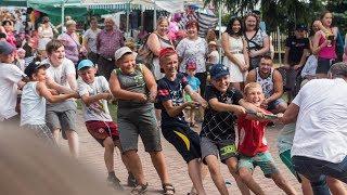 Wakacyjna radość w Kiełczewie