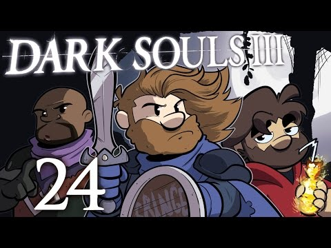 Dark Souls III Let's Play #24 - Shuffle off this Mortal Coil