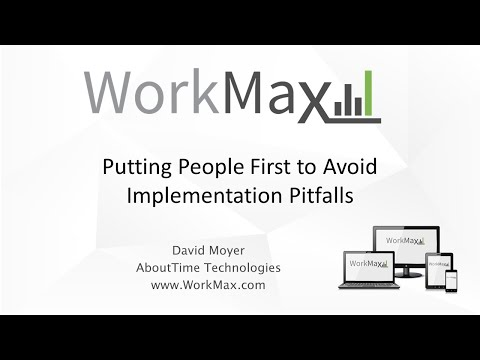 Putting People First to Avoid Implementation Pitfalls