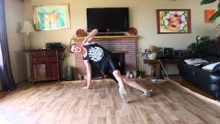 Bboy Tutorial | How to flare - The Easy Way + Important Tips