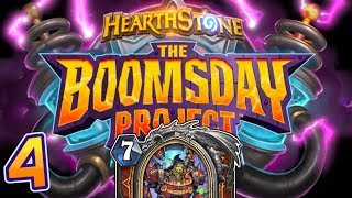 BOOMSDAY PROJECT REVIEW #4 - The Boomster Himself!   Hearthstone