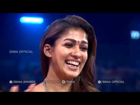 SIIMA 2016 Best Actress Tamil | Nayanthara...