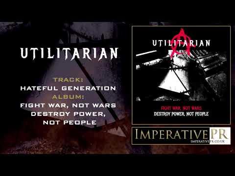 Utilitarian - Hateful Generation