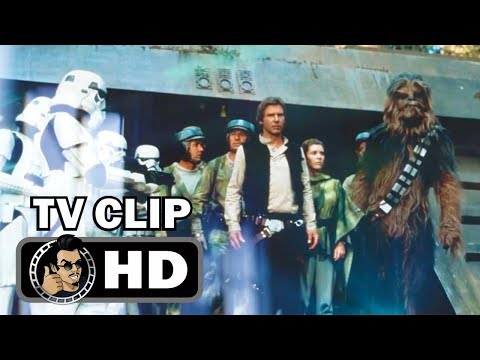 """JAMES CAMERON'S STORY OF SCIENCE FICTION Official Clip """"George Lucas"""" (HD) AMC Series"""