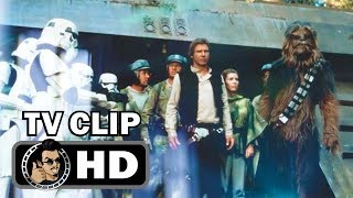 "JAMES CAMERON'S STORY OF SCIENCE FICTION Official Clip ""George Lucas"" (HD) AMC Series"