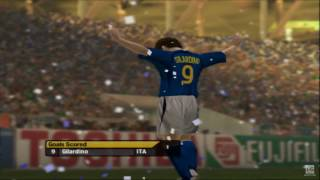 2006 FIFA World Cup PS2 Gameplay HD