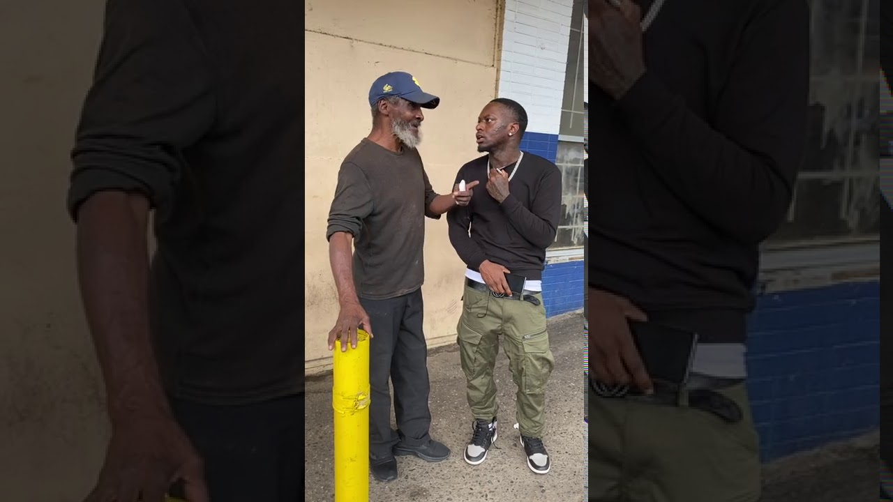 UNDERCOVER COP LOOKING FOR DRUGS IN THE HOOD PRANK!! Part 2