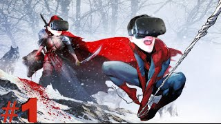 (VIRTUAL REALITY) WANT TO PLAY SPIDERMAN VR!?..... | Redswood (Part 1)