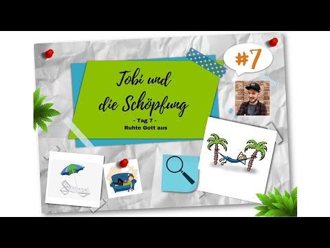 Online KiGo I Tobi und die Schöpfung I Tag 7
