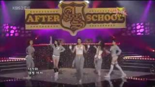 AFTER SCHOOL-play girlz and AH!