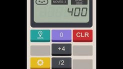 Calculator: The Game - Level 25