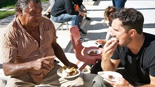 Eating Kangaroo with Aboriginals - Travel Deeper Australia (Ep. 7)
