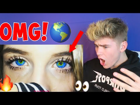 The MOST INSANELY BEAUTIFUL EYES ON MUSICAL.LY **REACTION** (PART 2) MUST WATCH 2018