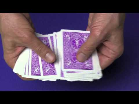 Diagonal Attraction EASY Card Trick TUTORIAL