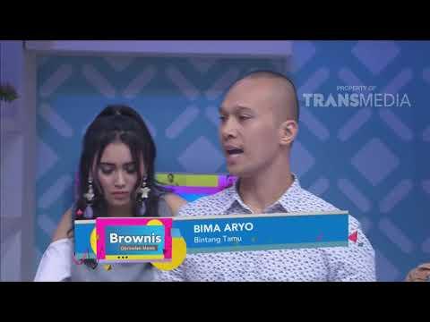 BROWNIS - Semua Host Pada Ketakutan Bimo Aryo Bawa Hewan Peliharaannya (29/3/18) Part 3