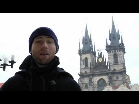 Church of Our Lady Before Tyn - Prague, Czech Republic
