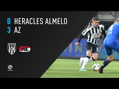 Heracles Almelo - AZ 0-3 | 13-03-2018 | Samenvatting