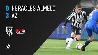 Heracles Almelo - AZ 0-3 | 13-04-2018 | Samenvatting
