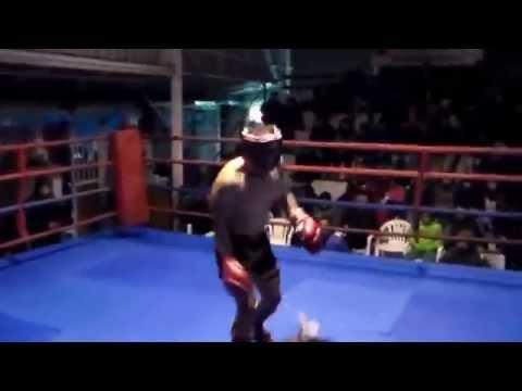 Kickboxing : Michael Gonzales vs Christofer Soto
