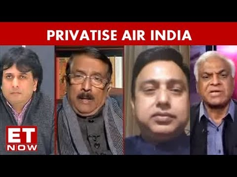 India Development Debate | Privatise Air India | Air India Sale