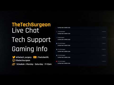 Live Tech Support and Chat session #techsupport #questiontime #randomchat