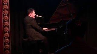 Al Copley - Chains of Love (Ahmet Ertegun) - The Triad, NYC - 11.4.15
