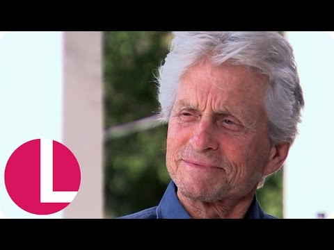 Michael Douglas On His Cancer Battle And Son Cameron | Lorraine
