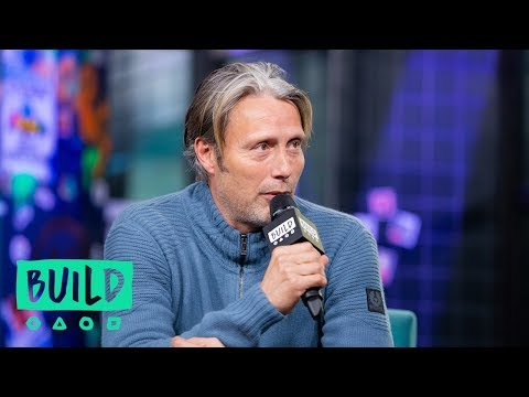 """What Attracted Mads Mikkelsen To The Lead Role In """"Polar"""""""