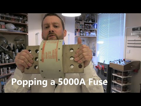 Popping a 5000A Fuse