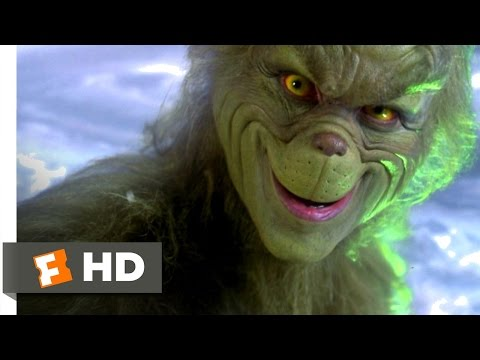 How the Grinch Stole Christmas (1/9) Movie CLIP - The Grinch and Whovenile Delinquents (2000) HD Mp3