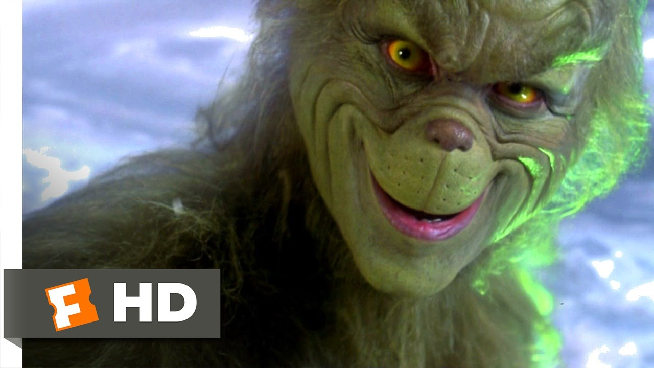 How the Grinch Stole Christmas (1/9) Movie CLIP - The Grinch and ...