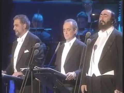 Oh Tannenbaum - Jose Carreras, Placido Domingo, Luciano Pavarotti ...