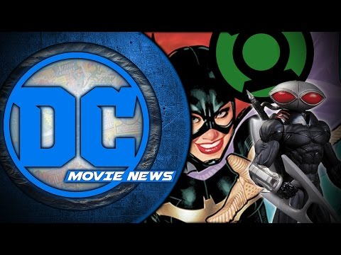Joss Whedon Greenlit for Batgirl, Black Manta in Aquaman, & Green Lantern Rumors - DC Movie News