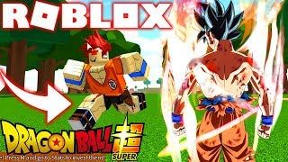 ROBLOX ! DB SUPER - NOVA SAGA SAIYAJIN - Dragon Ball Z Final Stand