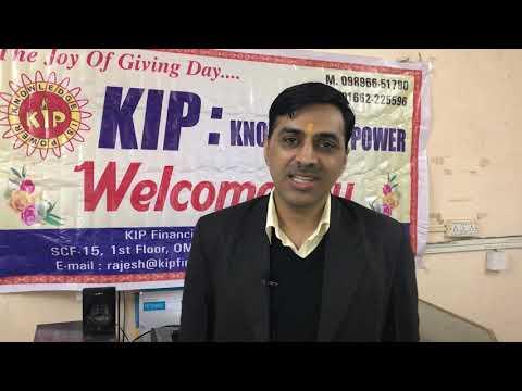 CA RAJESH MEHTA | KIP Financial | Director Message