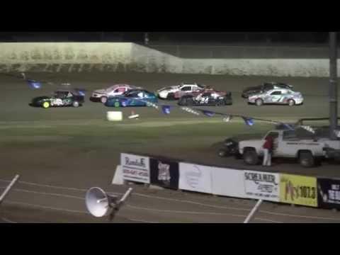 34 Raceway 4 Cylinder feature 4/4/15